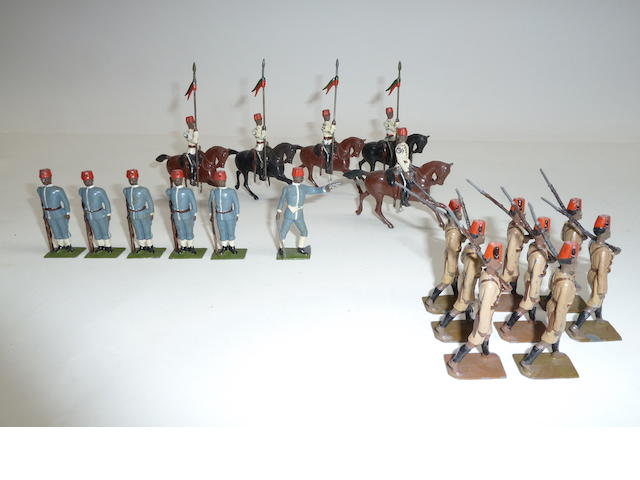 Britains set 115, Egyptian Cavalry 19