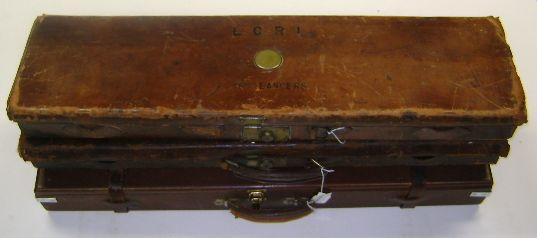 A leather single-guncase (3)