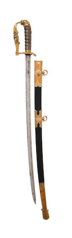 A Scarce Grenadier Guards Sergeant's Sword