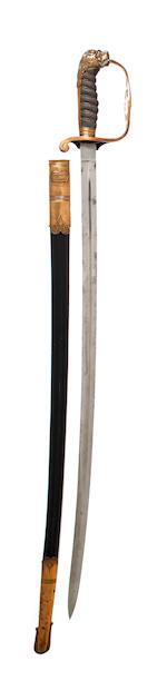 A Scarce Scots Guards Sergeant's Sword