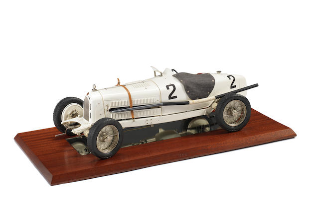 A Pocher Classic Model of the winning 1931 8C 2300 Monza 'Muletta',