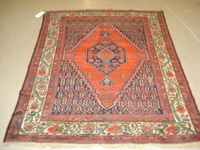 A Malayir rug, West Persia, 194cm x 148cm