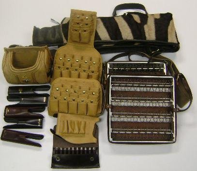 A group of shooting accessories (13)