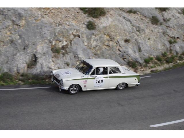 1965 Ford Cortina Lotus Type 28