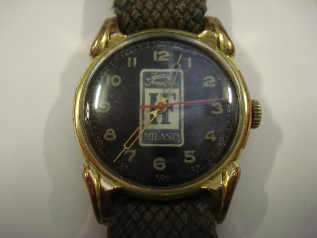 An Isotta Fraschini wristwatch, 1930's,