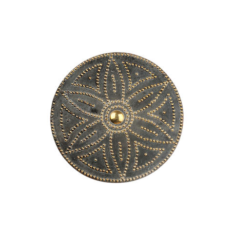 A decorative targe, probably early 20th century