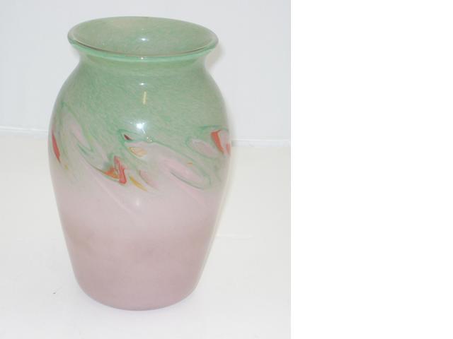 A Vasart vase