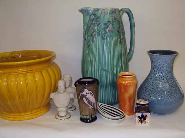 A collection of various ceramics