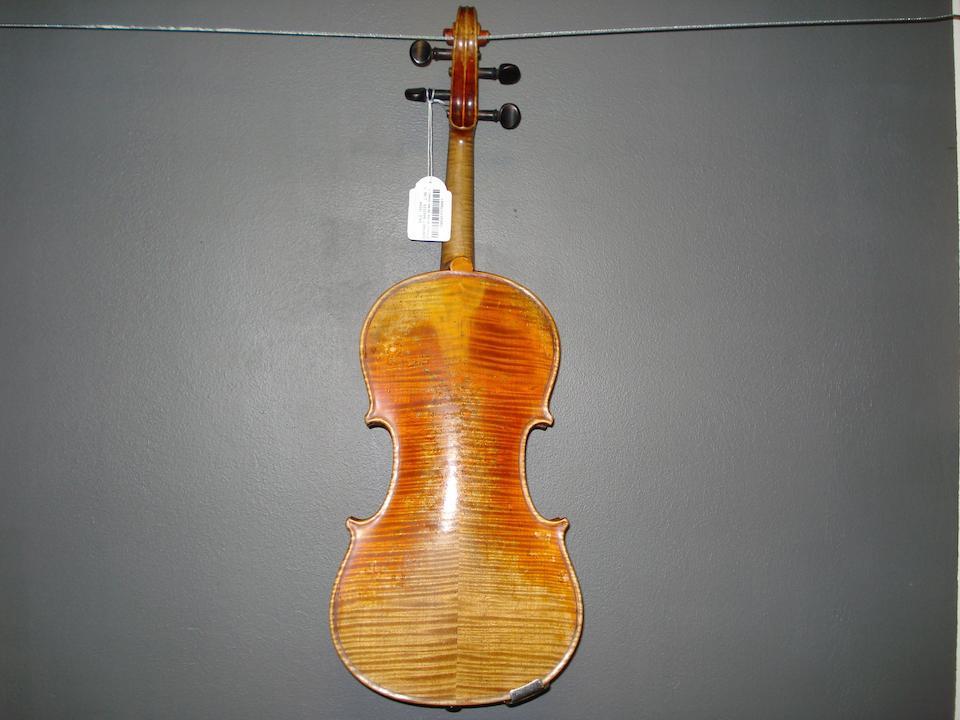 A German Violin circa 1900 (1)