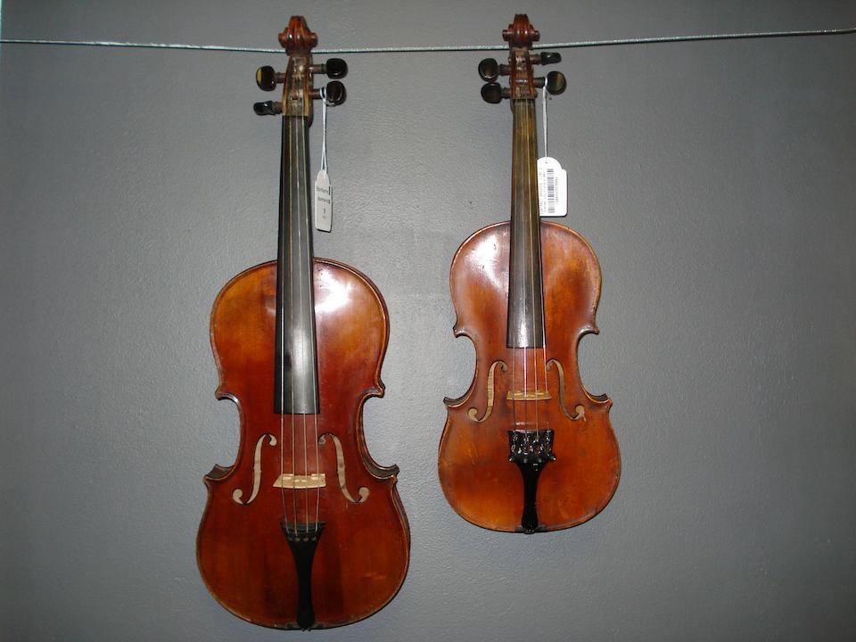 A German Violin, circa 1900 (2)
