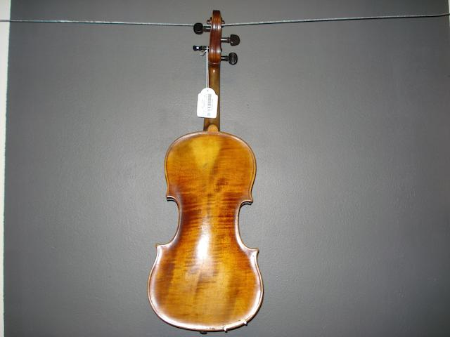 A Saxon Violin (3)