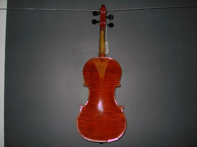 A contemporary Violin (2)
