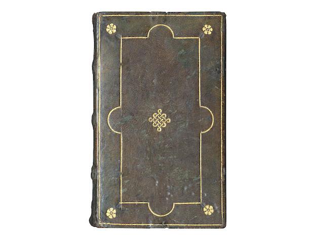 CICERO (MARCUS TULLIUS) Epistolarum, 1513