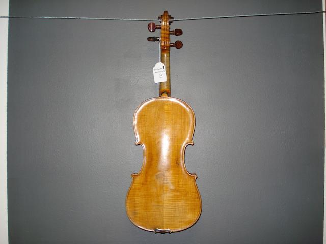 A Violin circa 1850 (3)