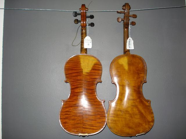 A German Violin by Wolff Bros 1889 (7)