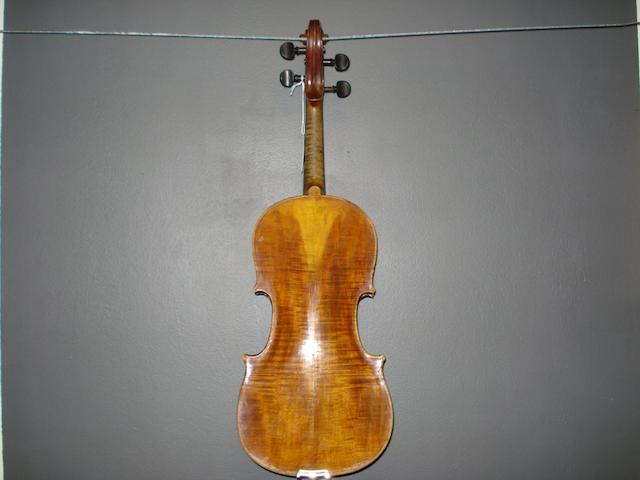 A Violin  of the German School (3)