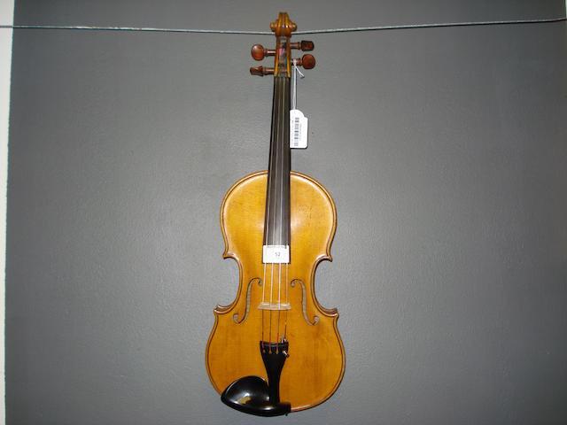 A German Violin circa 1900 (2)