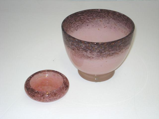 Two Scottish bowls