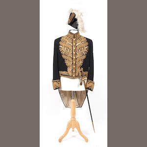 A Privy Counsellor's Full Dress Coatee and Cocked Hat (Civil Uniform 1st Class)