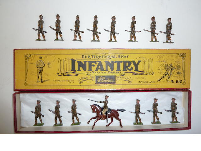Britains set 110, Devonshire Regiment 15