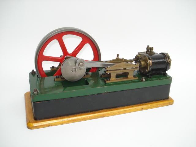 Single cylinder horizontal Mill engine