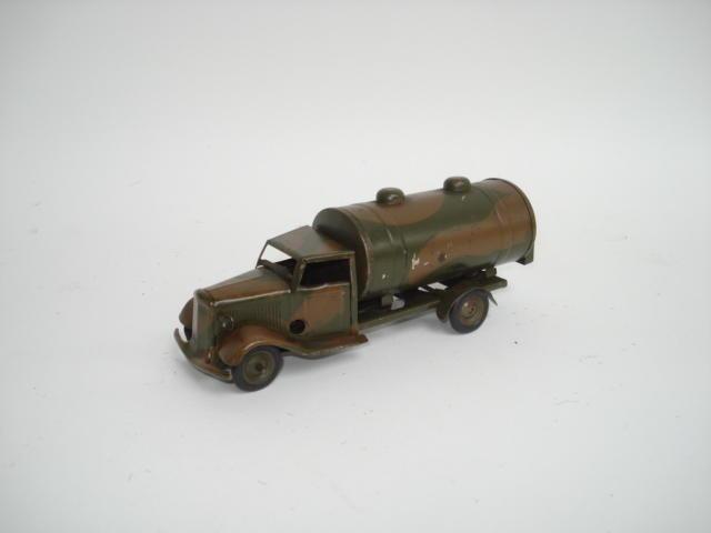 Minic 15M CF Army Petrol Tanker