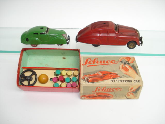 Schuco (made in Germany) Telesteering car 3000 2