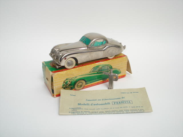 Prameta Jaguar Sports Coupe