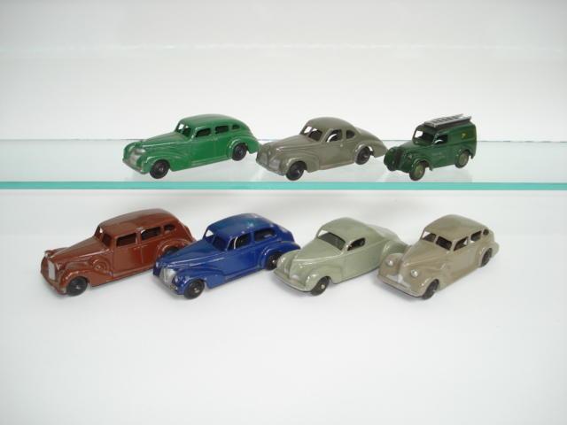 Dinky 39 series cars 7