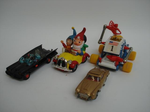 Corgi TV and Film vehicles 4
