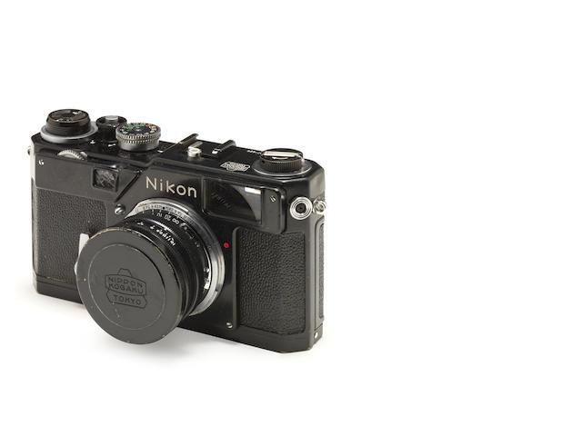 Nikon S3 rangefinder,