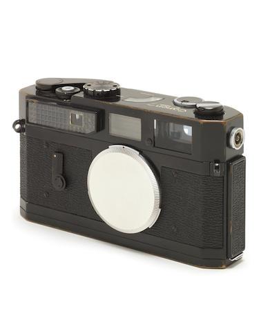 Canon rangefinder model 7,