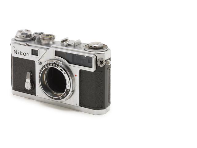 Nikon SP rangefinder,