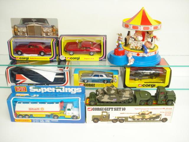 Corgi toys 8