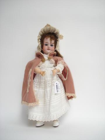 Franz Schmidt bisque head doll