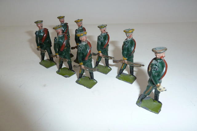 Britains set 133, Russian Infantry 8