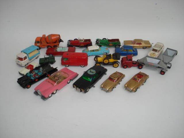 Corgi and Dinky toys 20