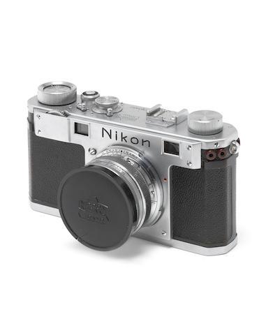 Nikon rangefinder,