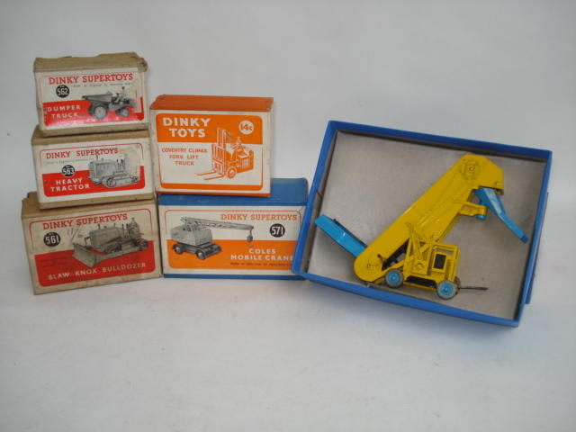 Dinky Road Making equipment 8