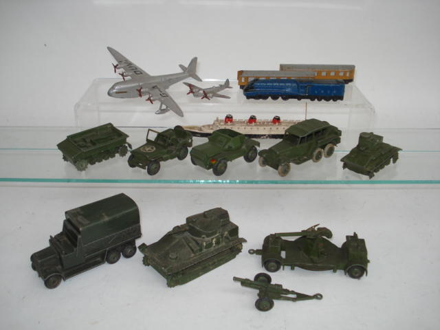 Dinky Military and Aircraft 15