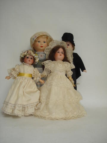 Chad Valley cloth doll 4