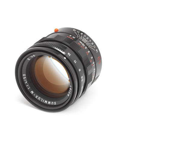 Leitz 50mm f1.4 Summilux,
