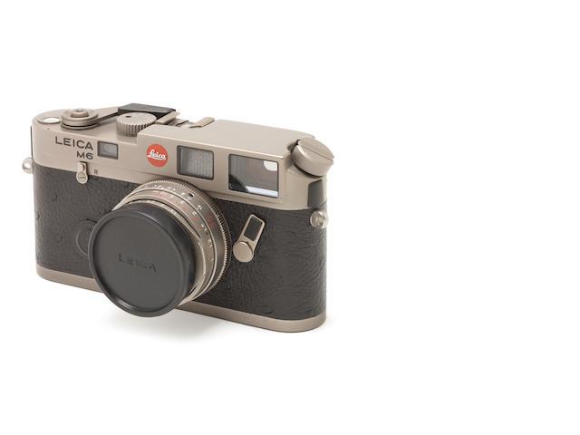 Leica M6,