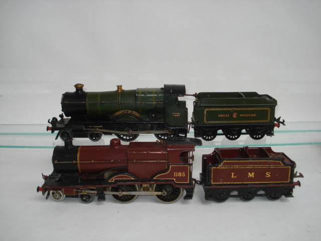 Hornby Series No.2 Special County of Bedford and LMS Compound 2