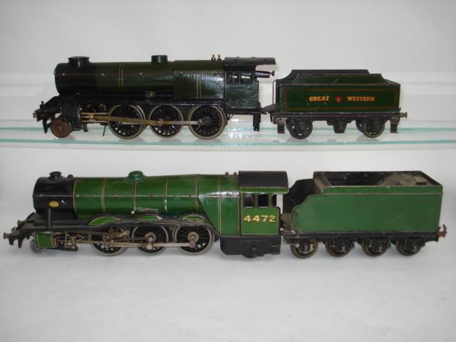 Bassett-Lowke electric 4-6-2 Flying Scotsman locomotive 2