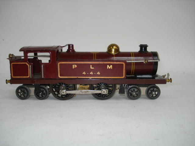 French Hornby Series No.2 4-4-4 PLM tank engine