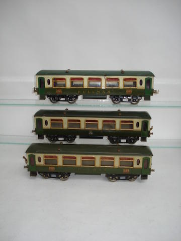 Hornby Series No.2 Pullman and Dining Saloons 9