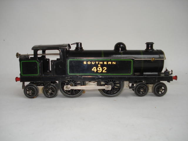 Hornby Series c/w Southern No.2 4-4-4 tank engine