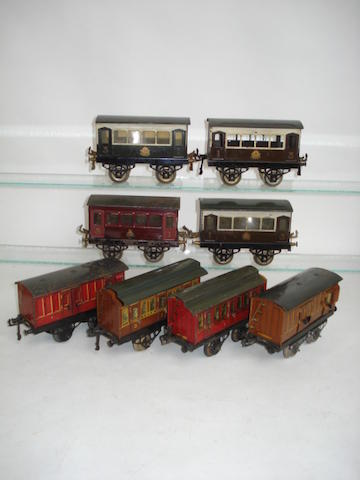 Hornby Series No.1 passenger coaches 17