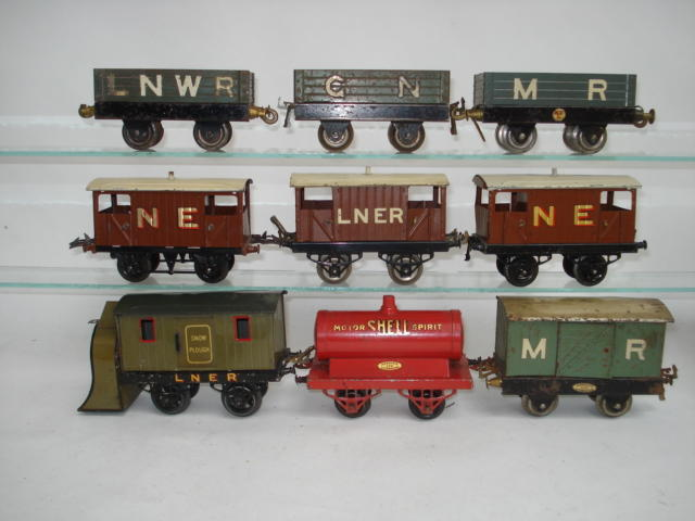 Hornby Series rolling stock lot